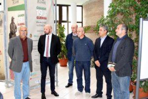 La mostra sulla Grande Guerra esposta al Consiglio Territoriale Ravenna Sud